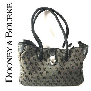 Dooney & Bourke Monogram Handbag